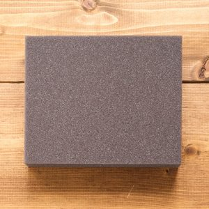 High Density Needle Felting Foam, Felting Block, Foam Pad, Needle Felting Support, Felting Supply, Charcoal Foam, DIY